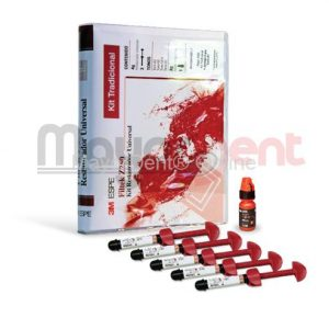 Kit Filtek Z250 5 jeringas + Single Bond 2, 3M ESP...