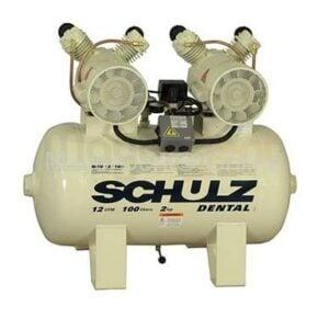 Compresor de aire libre de aceite de 2 HP