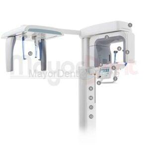 Equipo RX VistaPano S + Ceph, Durr Dental