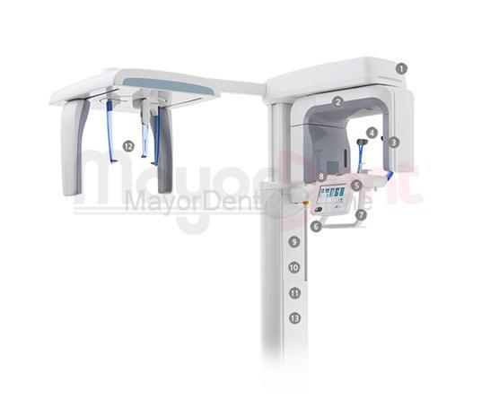 equipo rx vistapano s ceph durr dental mayordent online. Black Bedroom Furniture Sets. Home Design Ideas