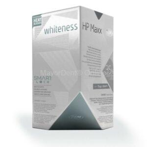 Blanqueador Whiteness HP Maxx 35% 3 pacientes, FGM...