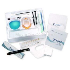 Kit Blanqueamiento ZOOM 25% + Accesorios (para 2 paciente), Coltene