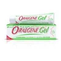 Pasta dental Oralgene Gel, marca MAVER