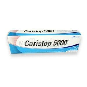 Pasta dental Caristop 5000, Laboratorio Maver