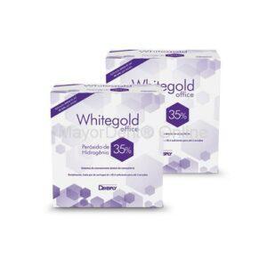 Whitegold 35% x 2 Unidades