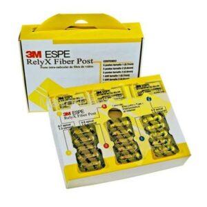 Kit Relyx® Fiber Post, postes de fibra de vidrio,...