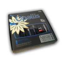 Kit Opallis 4 Jer. + Adhesivo Ambar + Ácido, FGM
