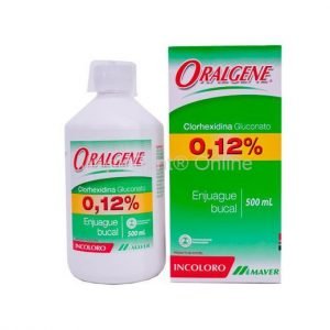 Colutorio Oralgene 500ml, Maver...
