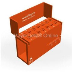 Endo Stand Free Style 12mm naranja, FKG