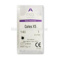 Fresas Gates N°1 en 15mm, FKG