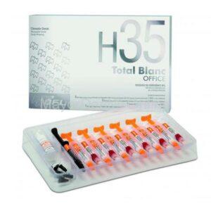 Blanqueamiento Total Blanc Peróxido de Hidrógeno al 35%, Laboratorio Maver