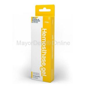 Hemosthase Gel 2,5 grs hemostatico con 5 puntas, F...
