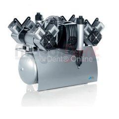 Compresor Quattro Tandem (2 grupos), Durr Dental