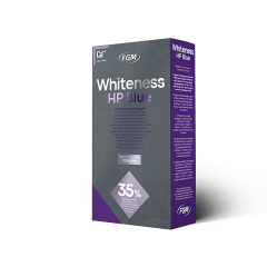 Blanqueador Whiteness HP Blue 35% Kit, FGM