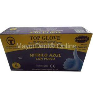 5 Cajas guantes Nitrilo con polvo, Top Glove...