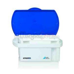 Hygobox, Caja de transporte y desinfección de ins...