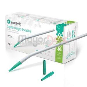 Cánula quirúrgica 2,5mm (caja x 20 unidades), Indusbello
