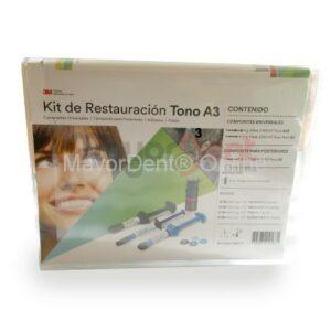 Kit Restauración A3, 3M ESPE...