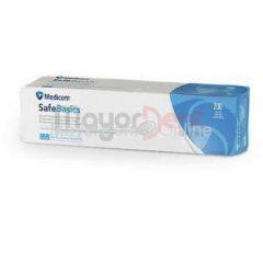 Paquete de Gasas x 200 uds. medida 5×5 SafeBasics, Medicom