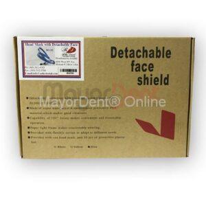 Máscaras protectora de cintillo con 10 micas de r...