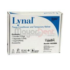 Lynal acondicionador de tejido y rebase temporal, Dentsply