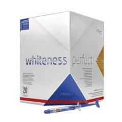 Blanqueador Whiteness Perfect 22% Caja x 4 Jeringas, FGM