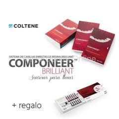 Componer Brilliant NG Kit Premium + Kit Brilliant NG de regalo, Coltene