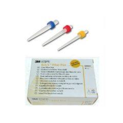 Relyx® Fiber Post, postes de fibra de vidrio, x 10 pernos dif. números, 3M ESPE