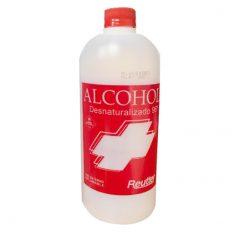 Alcohol Desnaturalizado 96° 1 litro, Reutter