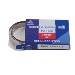 Banda Matriz 1/4 7mm x 3 mts, Usa
