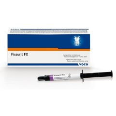 Fissurit FX, Sellado de fisuras, Voco
