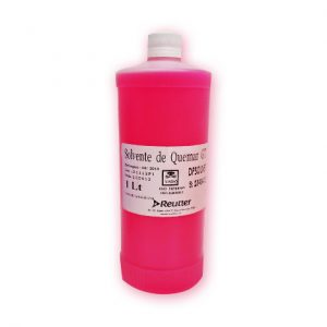 Alcohol de Quemar, envase 1 litro, Reutter