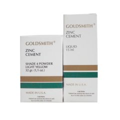 Cemento oxifosfato jgo, GOLDSMITH...