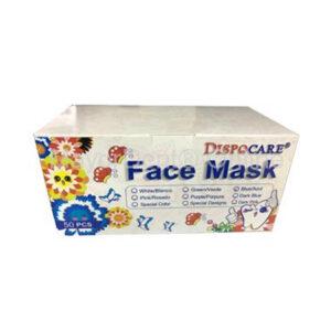 3 cajas de mascarillas FaceMask con diseños x 50 ...