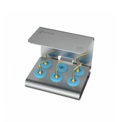 KIT Puntas P/ Ultrasonido Periodontal (US4, UP2, UP4,UP5, UP7), DTE-WOODPECKER