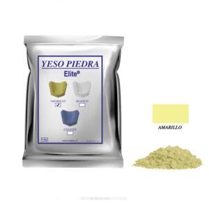 Yeso Piedra Amarillo Élite 1kg, Usa