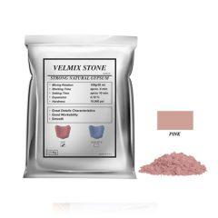 Yeso Velmix Stone Rosado 1kg Tipo 4, Usa