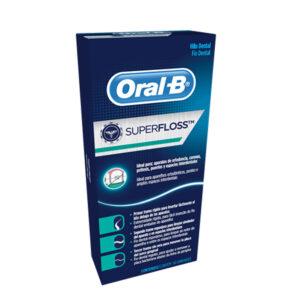 Hilo Dental, Super Floss, ORAL B