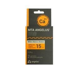 MTA P/ Perforaciones de Raíz, Blanco, 3 Aplicaciones. ANGELUS