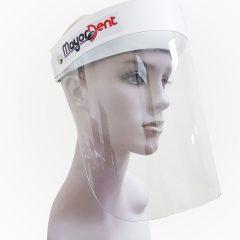 Máscara protección escudo facial, MayorDent