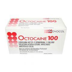 Caja Anestesia Octocaina, Novocol